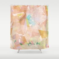 diamonds Shower Curtains featuring Diamonds by Zeke Tucker