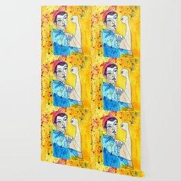 ROSIE THE RIVETER Wallpaper