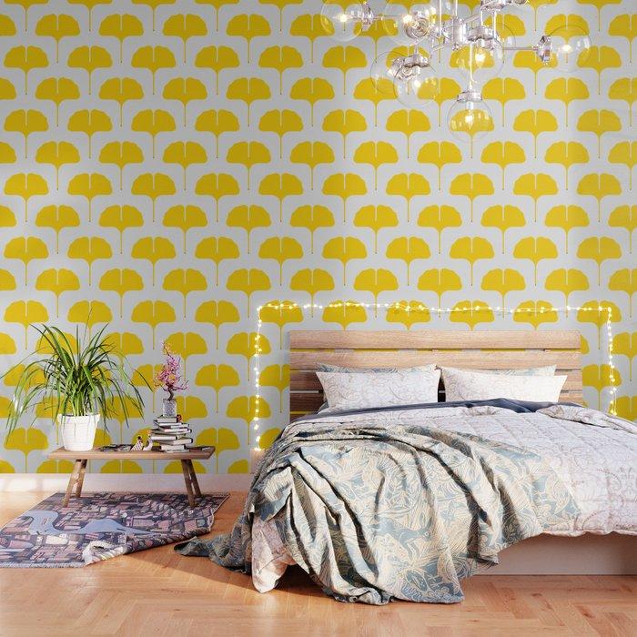 Ginkgo Leaf Wallpaper