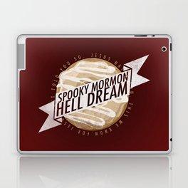 Book of Mormon - Spooky Mormon Hell Dream Laptop & iPad Skin