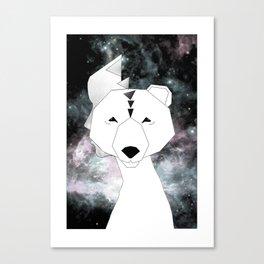 Galaxbeer Canvas Print