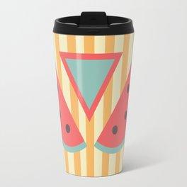 Mmm... watermelon Travel Mug