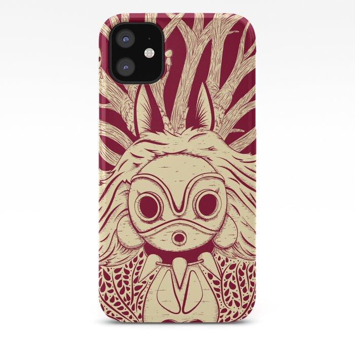 Princess Mononoke Art iphone case