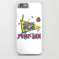 pump the jam iPhone 6s Slim Case