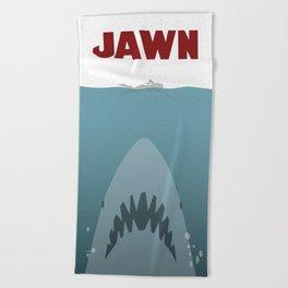 JAWN Beach Towel