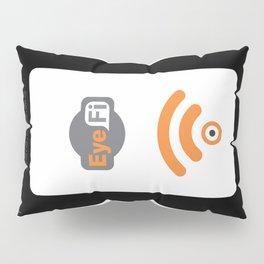 eye fi Pillow Sham