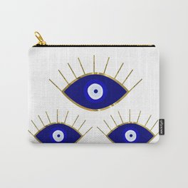 All Evil Eyes on You Carry-All Pouch