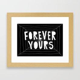 Love 3 Framed Art Print