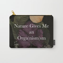 Naturegasm Carry-All Pouch