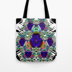 The Ears Have Walls Tote Bag