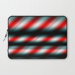 Candy Cane Stripes 2 Laptop Sleeve