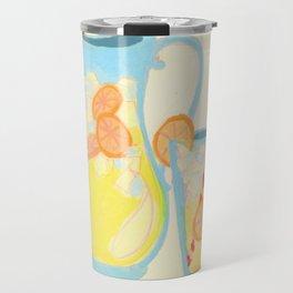 Southern Hygge: Lemonade Travel Mug