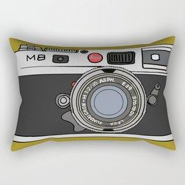 Camera, 2 Rectangular Pillow