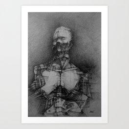 leftovers Art Print
