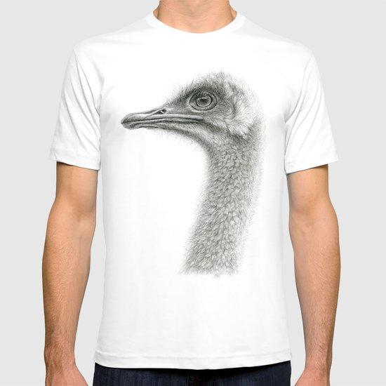 Cute Ostrich Profile SK054 T-shirt
