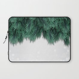 Snow and Tree Laptop Sleeve