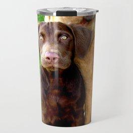 Ain't Nothing But A Hound Dog Travel Mug