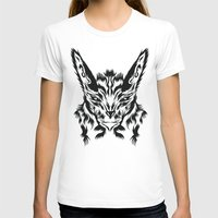 bunny T-shirts featuring Bunny by Vasco Vicente