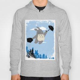 Totoro Poppins Hoody