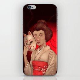 Tamamo no Mae iPhone Skin