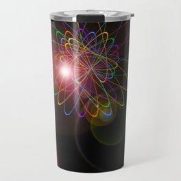 Light and energy Travel Mug