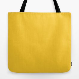 Canary Yellow - Solid Color Collection Tote Bag