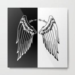 Take me to the sky Metal Print