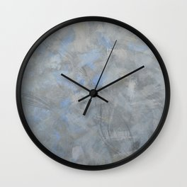 Sound of Gray Rumination Wall Clock
