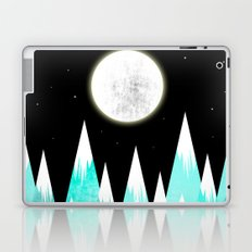 Blue Night Laptop & iPad Skin