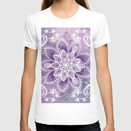 Happiness Purple T-shirt