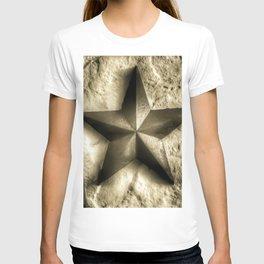 Texas Lone Star - 4 T-shirt