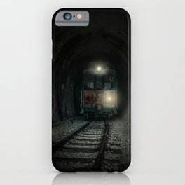 Mysterious trip iPhone Case