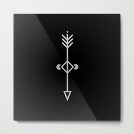 Arrow I Metal Print