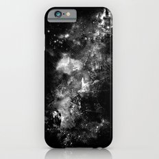 I'll wait for you black white version iPhone 6s Slim Case