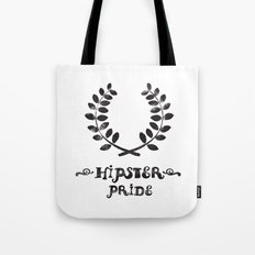 Hipster pride Tote Bag