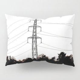Power lines 9 Pillow Sham