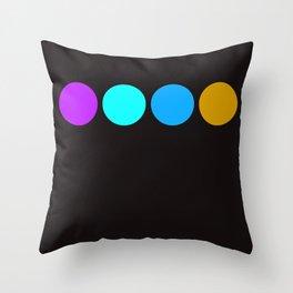 Eternal Sunshine of a Spotless Mind | Minimalist Movie Poster Throw Pillow