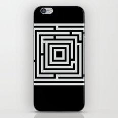 Night Drive iPhone & iPod Skin