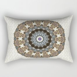 Native Design Rectangular Pillow