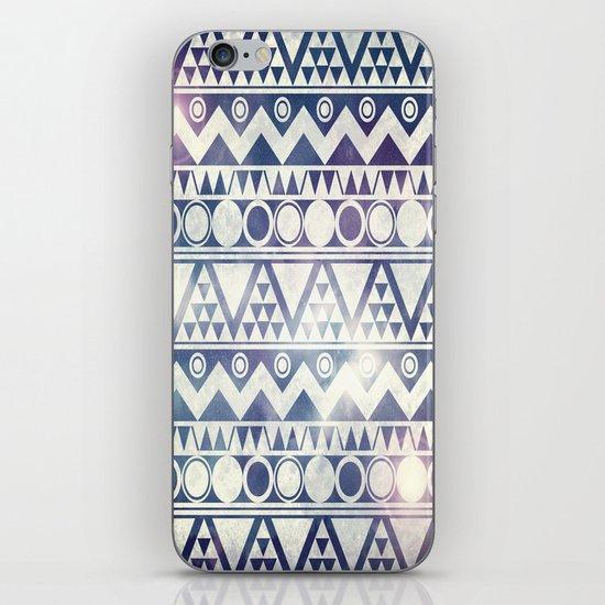 Tribal Gathering iPhone & iPod Skin