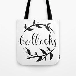 Bollocks ~ Tote Bag
