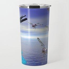 Alien Planet Travel Mug