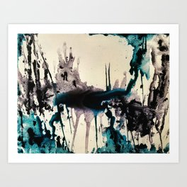 Art Therapy2 Art Print