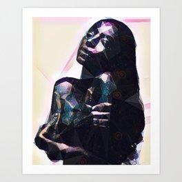 Feelsade Art Print