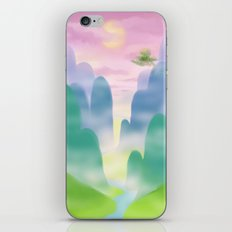 Valley of the Sun iPhone & iPod Skin
