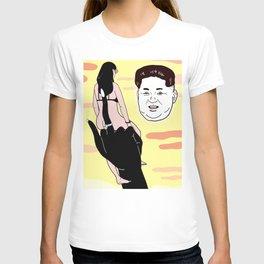 Young Master Kim T-shirt
