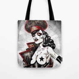 Captain Dita Tote Bag