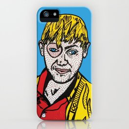 Is It Offputting? | Pop Art iPhone Case