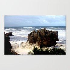Sea Foam #2 Canvas Print
