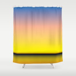 SNST:12 (Key West) Shower Curtain